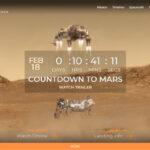 Новосибирцы смогут наблюдать посадку марсохода в прямом эфире