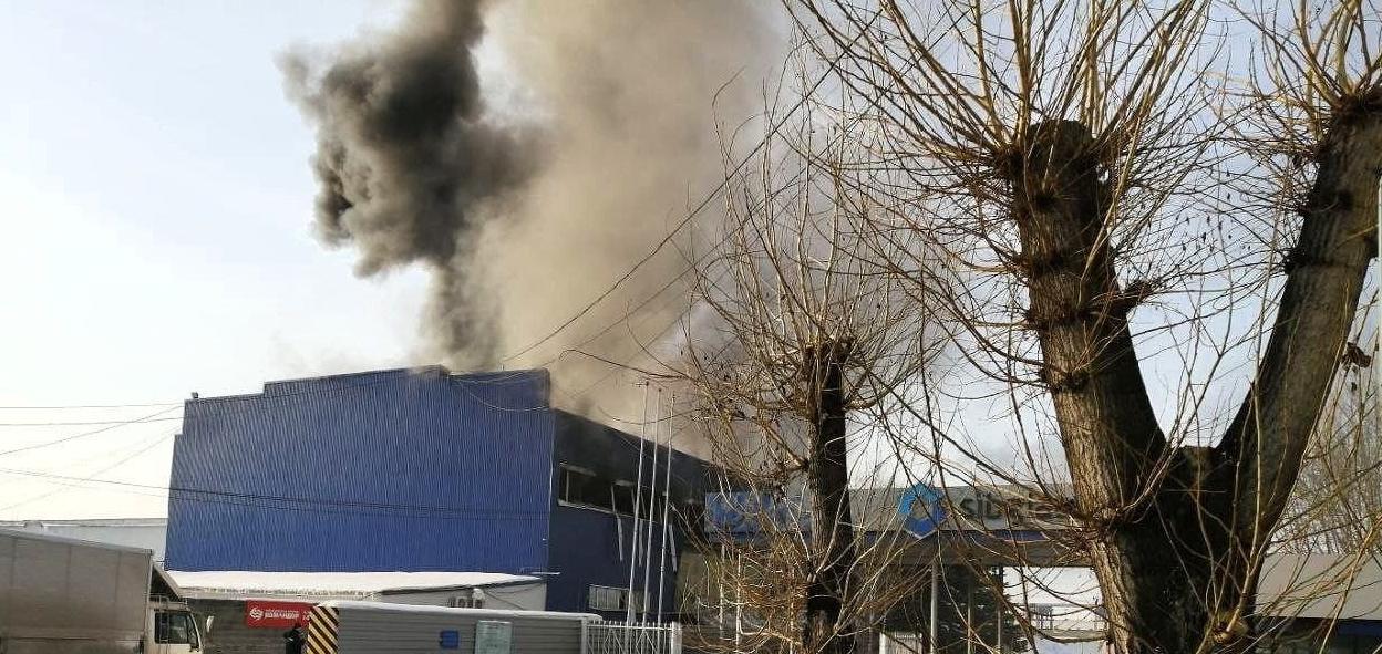 Взрыв, пожар, МЧС, здание