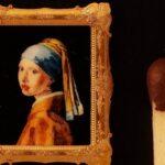 Анискин, картина, миниатюра