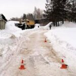 авария - погибла пенсионерка в Академгородке