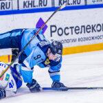 ХК «Сибирь» против «Барыса»