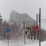 Новосибирск, зима
