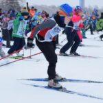 лыжник, лыжня России - 2021