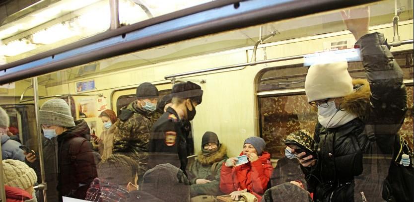 рейд по маскам в метро