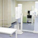 больница, лаборатория