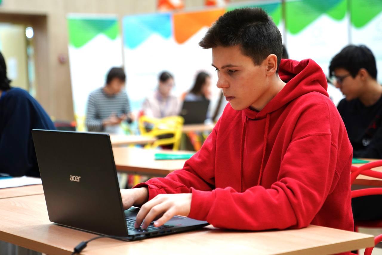 Альтаир дети наука ноутбук