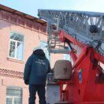 Двух человек «спасли» пожарные в Томской психбольнице