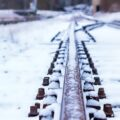 железная дорога, рельсы