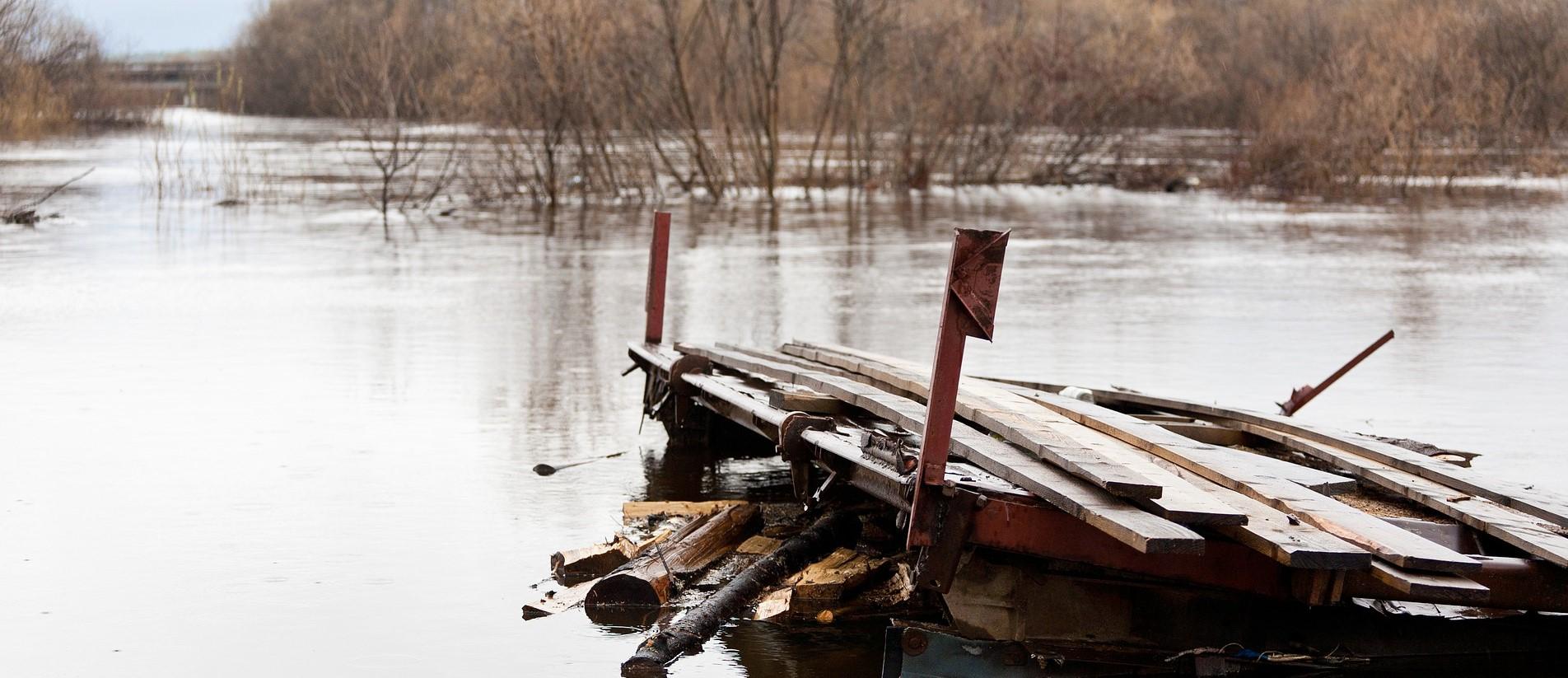 -Новость паводок, подтопление сибирский информационный портал 17 Февраль