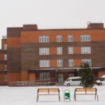 школа, Краснообск