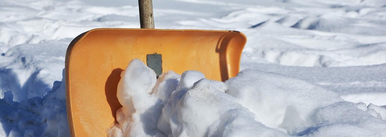 чистка снега