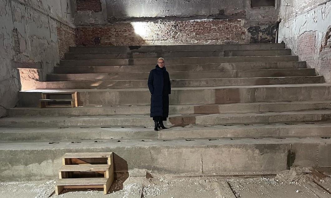 пионер реконструкция терешкова театр Афанасьева стройка Терешкова инстаграм