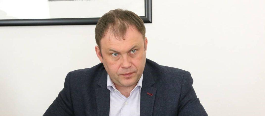 Мэр столицы Кузбасса госпитализация перелом рёбер
