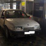 Водитель хотел стать популярным и заехал в подземный переход в Кемерово