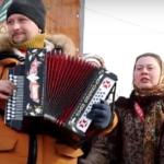 Масленица в Коченевском районе