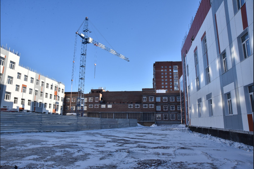 Новые школы в Новосибирске