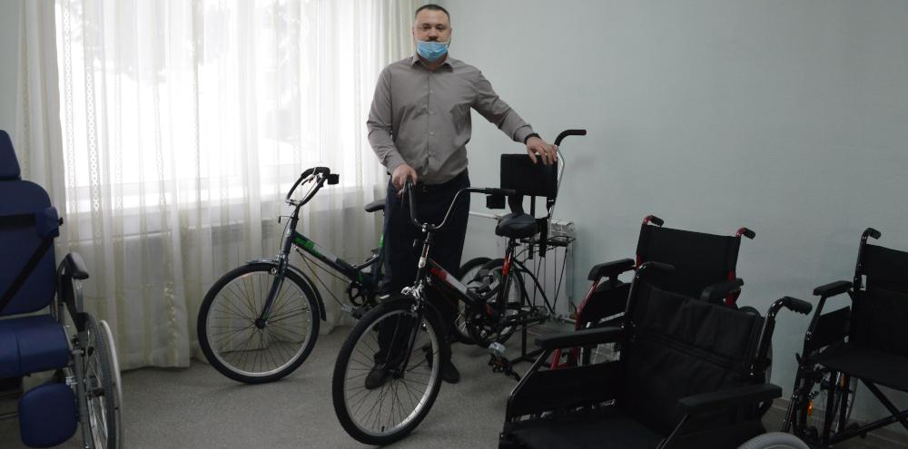 инвалиды, средства реабилитации на прокат Новосибирская область