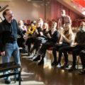 Легенда джаза Даниил Крамер дал мастер-класс начинающим музыкантам