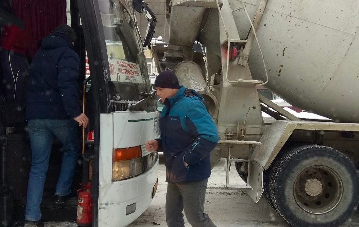 автобус, ДТП