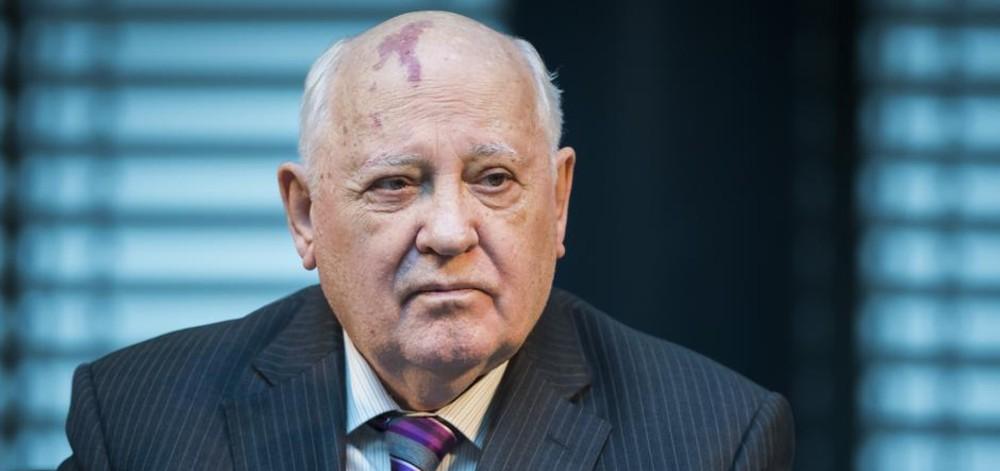 Михаил Горбачёв фото 90 лет советские российские лидеры