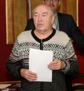 Женов Владимир Гаврилович март 2021