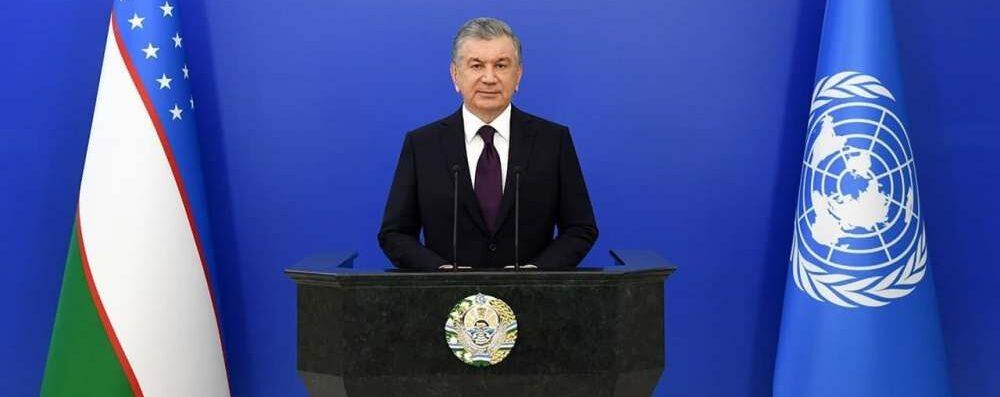 Новосибирск выступление президента Узбекистана Денис Борисов Александр Барсуков Мирзёев