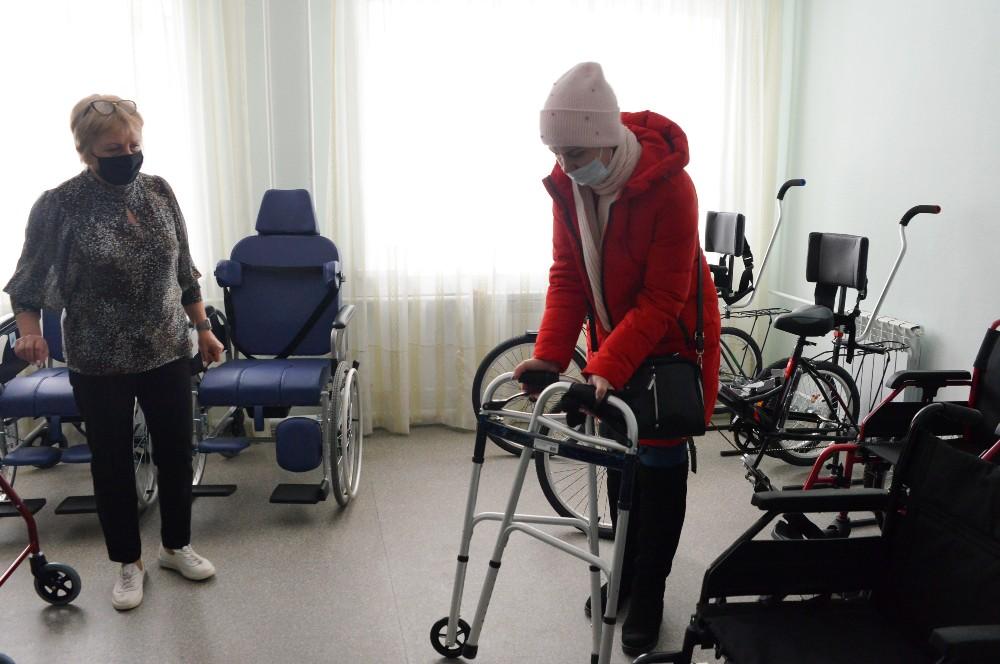 Оксана Хафизова - мать ребёнка-инвалида