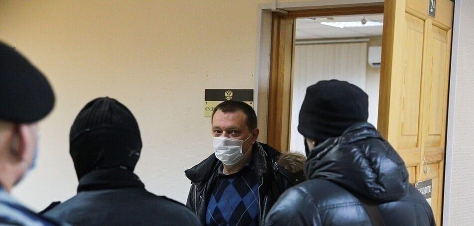 Иван Кляйн отпустили под домашний арест