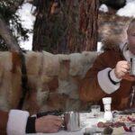 Владимир Путин провёл выходные в Сибири