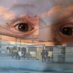 маска на городе