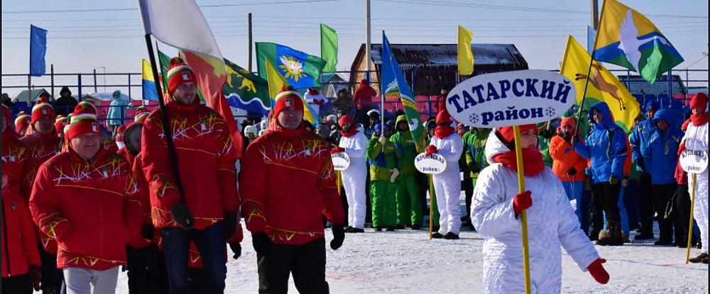 Зимние игры 2021 олимпиада новосибирск
