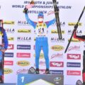 Сибирский биатлонист Денис Иродов чемпион мира по биатлону юниоры
