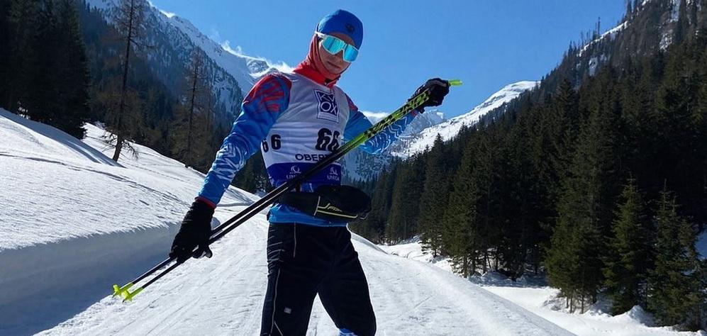 Сибирский биатлонист Денис Иродов