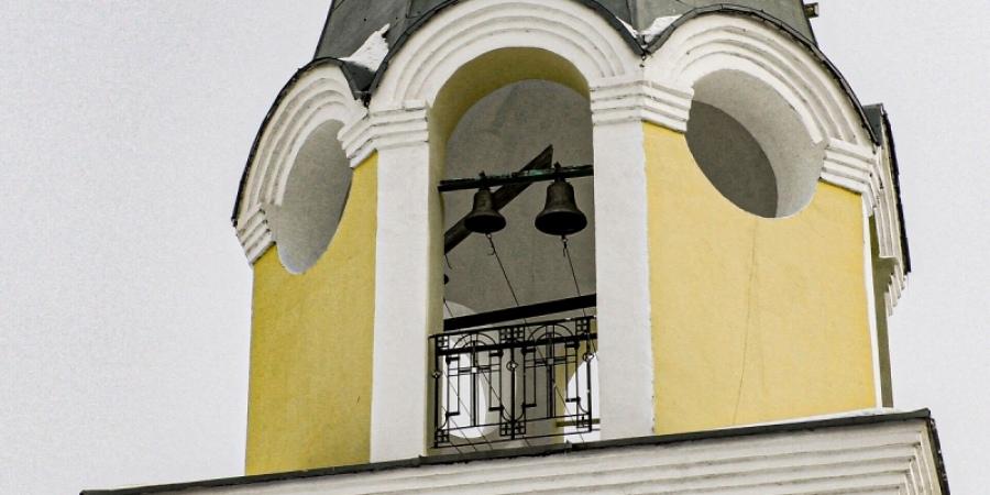 Кузбасс храм похищенный колокол