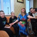 Все у нас в голове: мама из Новосибирска воспитывает троих детей с ДЦП