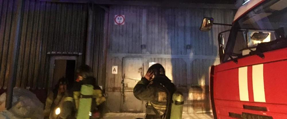 МЧС Пожар 28.02.21 огонь