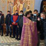 молебен во славу ММА