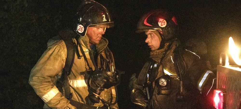 пожарные пожар новосибирская область МЧС России