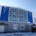 В селе Мельниково Томской области открыли новый спорткомплекс