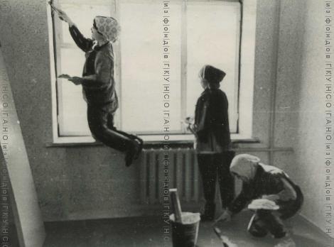 Субботник в Новосибирске