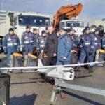К возможным чрезвычайным ситуациям Новосибирская область готова