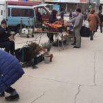 За неоплаченный штраф новосибирских торговцев отправляют убирать кладбище