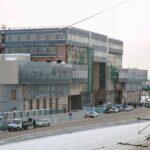Здание в Новосибирске