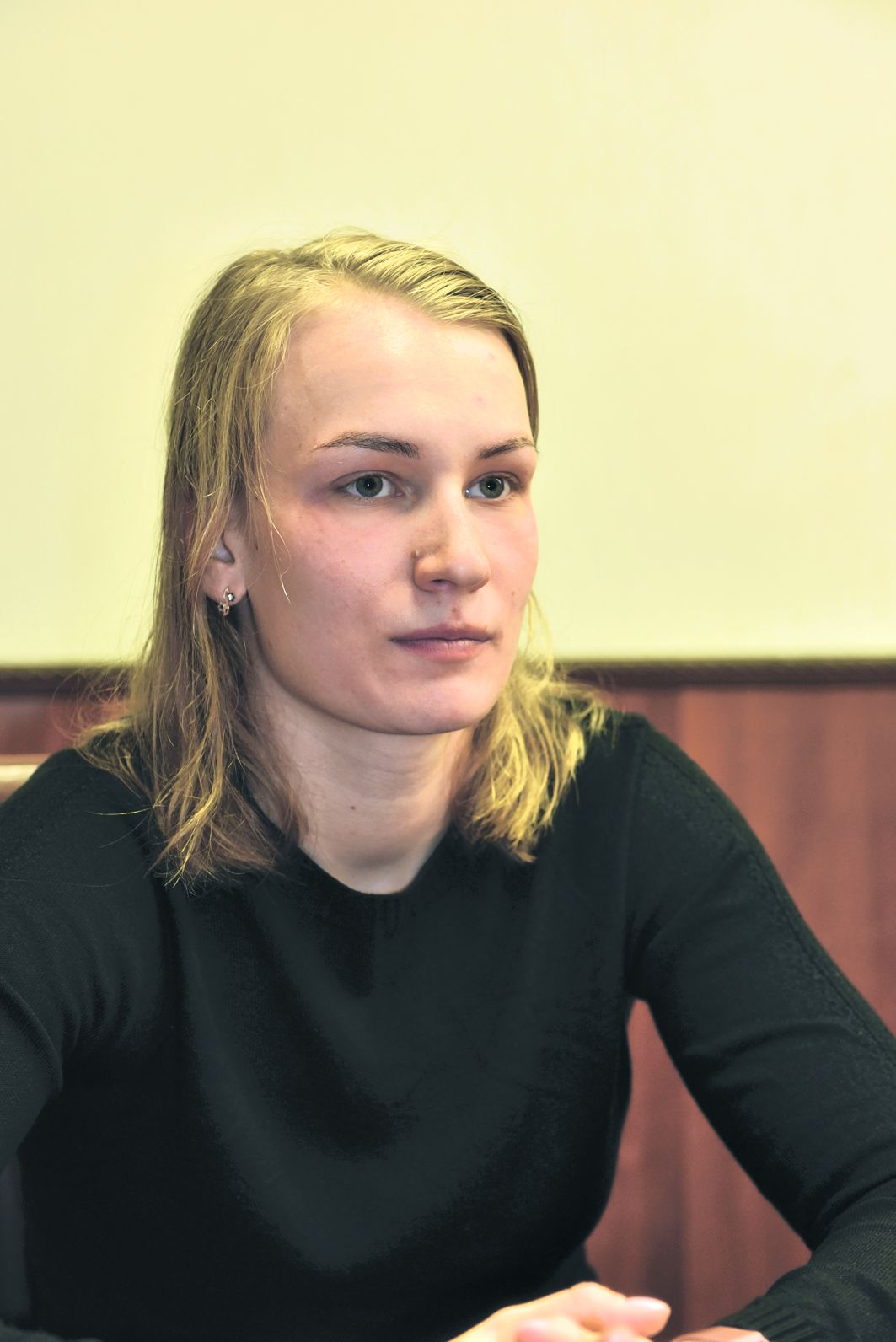 Пловчиха Арина Суркова