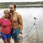 Чтобы попасть в Книгу рекордов Гиннесса, томич спустился с тяжёлой штангой под воду