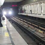 В Новосибирском метро женщина упала на пути