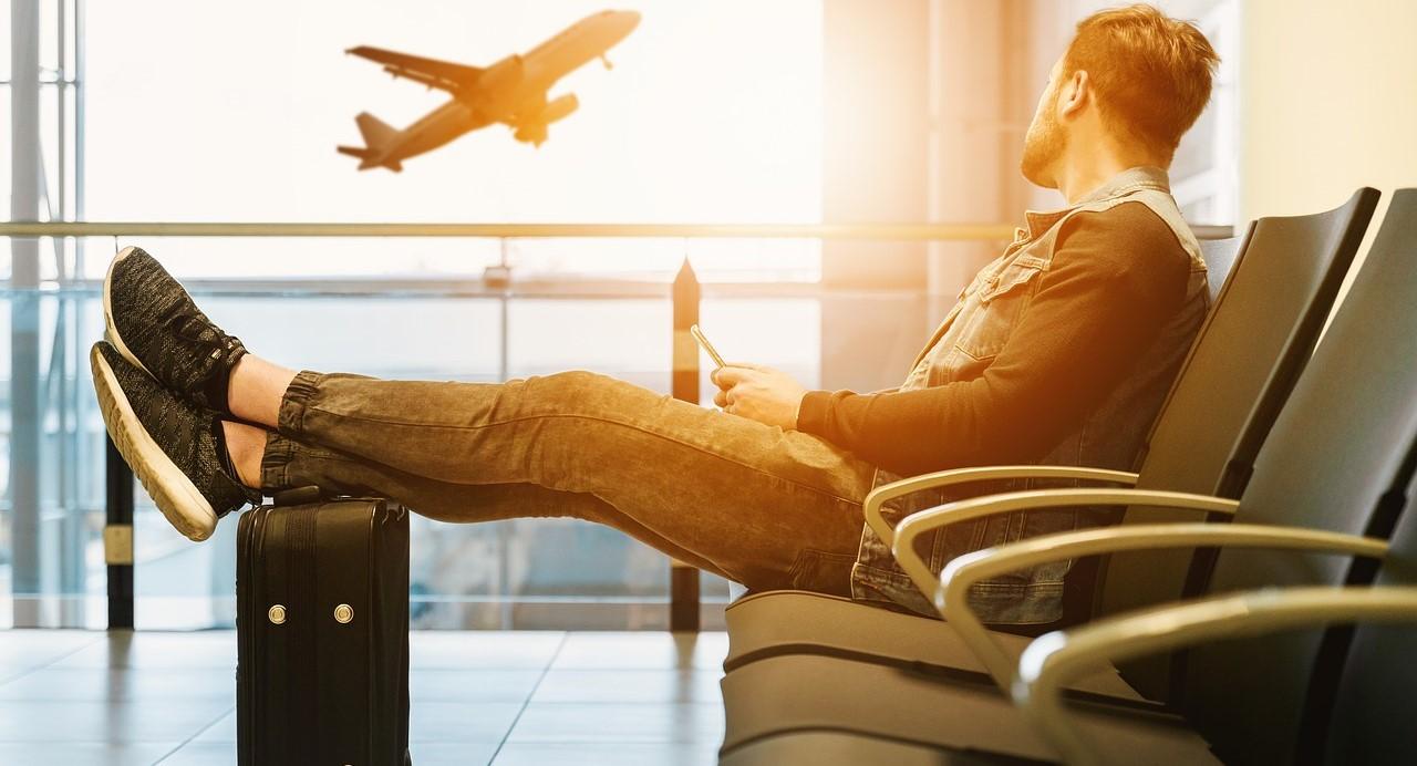 аэропорт, отпуск