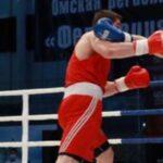 Новосибирский боксёр в Омске завоевал «золото»