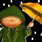 погода, зонт, дождь