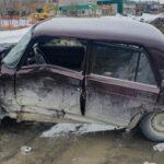 Водитель «Лады» пострадал в ДТП в Новосибирске